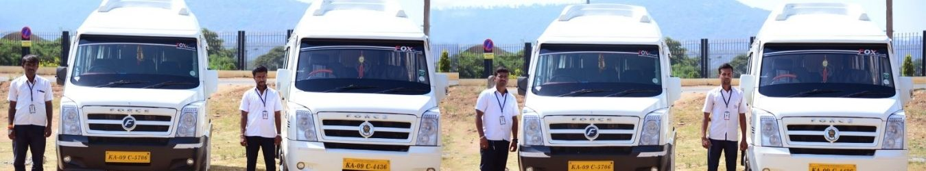 Mysore To Coorg Tempo Traveller