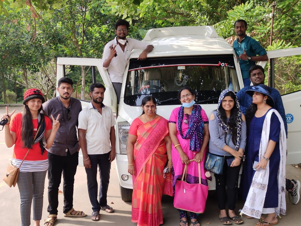 Cab Packages From Mysore to Coorg