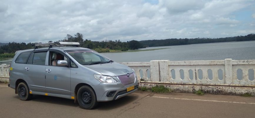 Cab From Mysore to Coorg